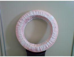 ドーナツ形状物用カバー